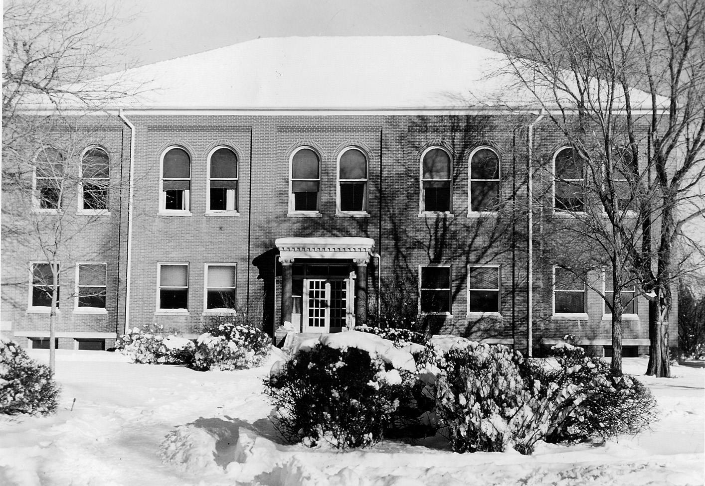 Clemmons Hall