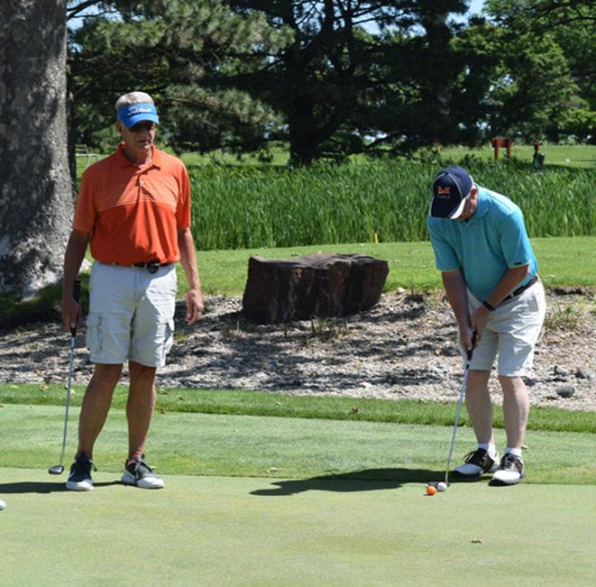 Booster Golf 2017