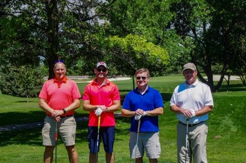 Booster Golf Tournament 2020