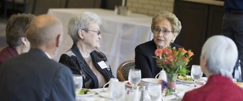 Alumni & Legacy Luncheon