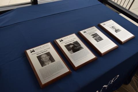 Hall of Fame and Awards Celebration 2018