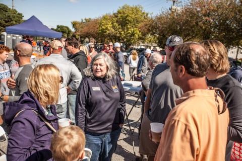 Alumni & Community Tailgate 2019