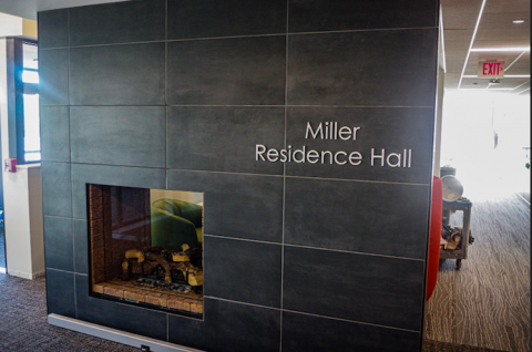 Miller Hall Opening