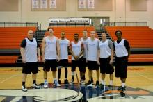 Men's Basketball Alumni Game 2018