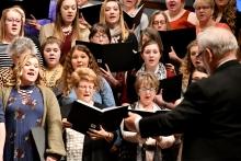 Choir Reunion Concert